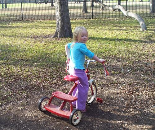 Christmas Syd bike