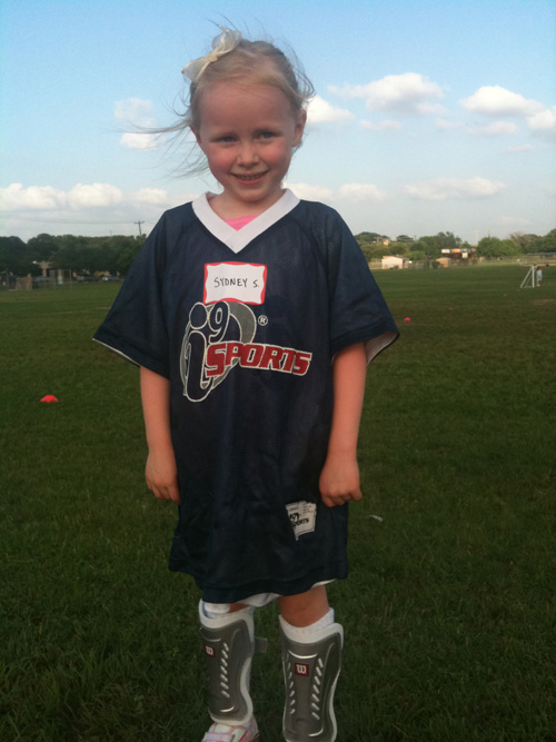 Syd soccer summer