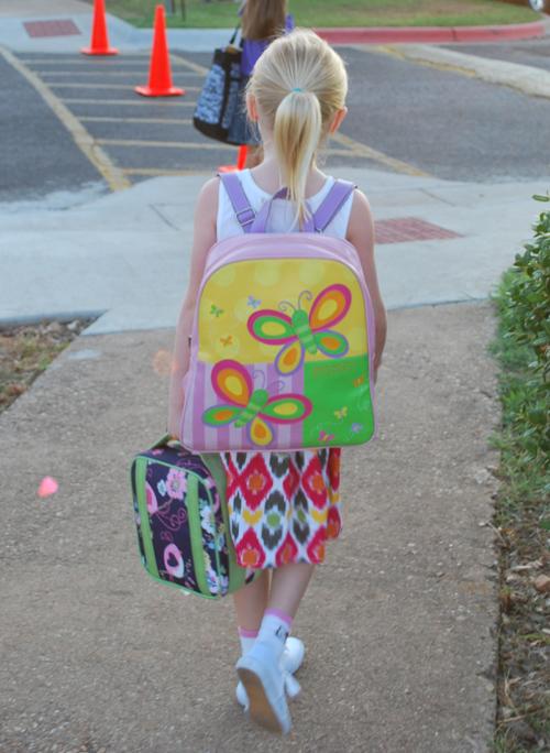 Syd Kindergarten 1st day