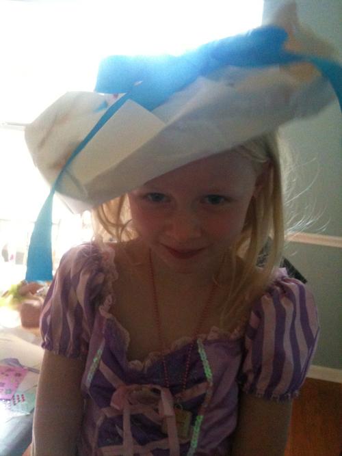 Syd Tea Party Hat