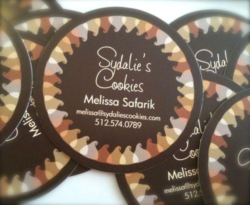 Sydalie's Biz Card