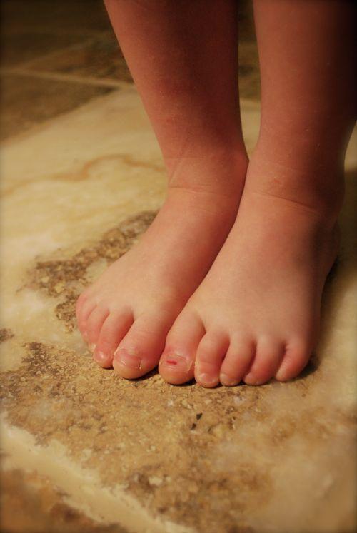 Natty Big Feet